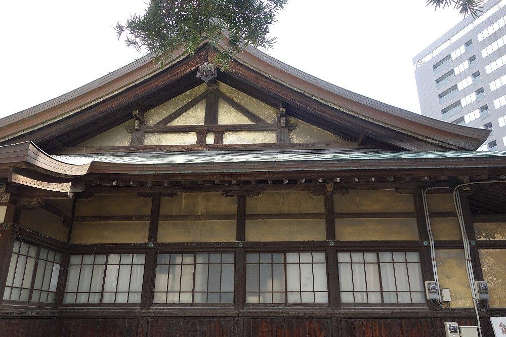 福岡市の住吉神社能楽殿_c0112559_8484765.jpg