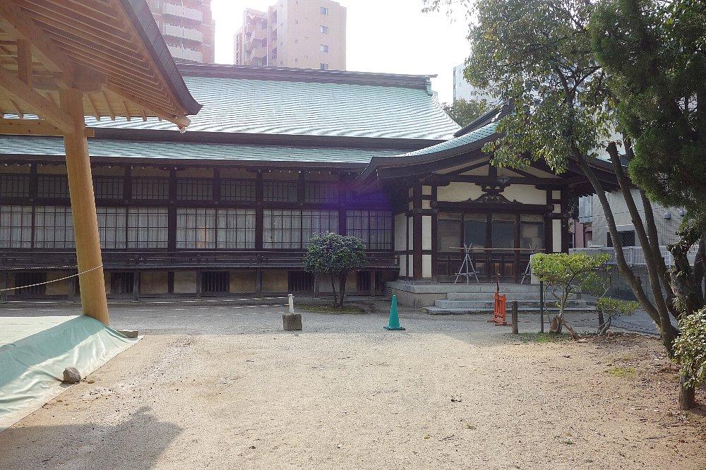 福岡市の住吉神社能楽殿_c0112559_849129.jpg