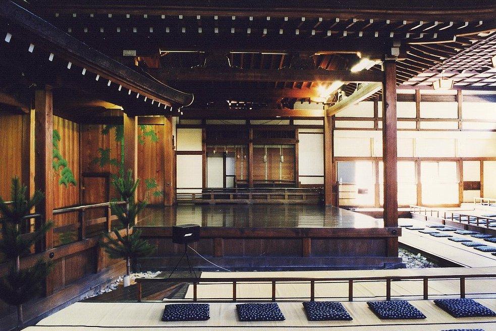 福岡市の住吉神社能楽殿_c0112559_8544634.jpg