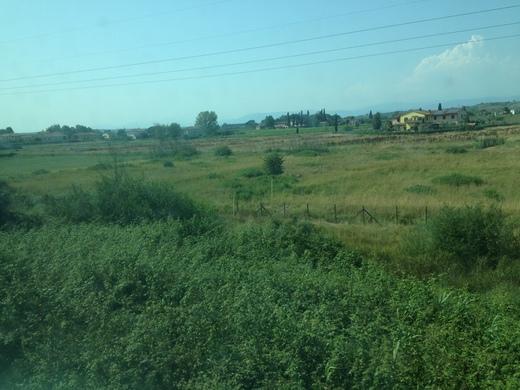 イタリアの車窓から ピサ中央駅ーエンポリ_a0136671_11254695.jpg