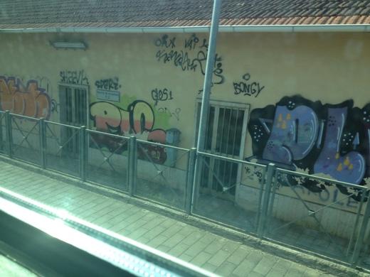イタリアの車窓から ピサ中央駅ーエンポリ_a0136671_11303681.jpg
