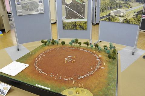 コラムリレー(第47回)  森町遺跡発掘調査事務所の展示室_f0228071_21535439.jpg