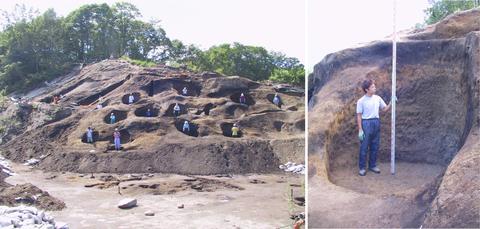コラムリレー(第47回)  森町遺跡発掘調査事務所の展示室_f0228071_21555331.jpg