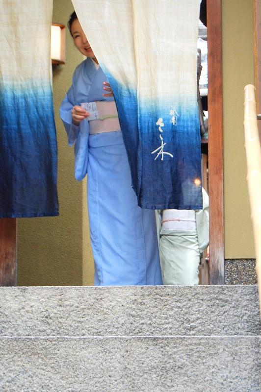祇園「さゝ木」 祇園祭の山鉾 嵐山の竹林_b0165872_2314581.jpg