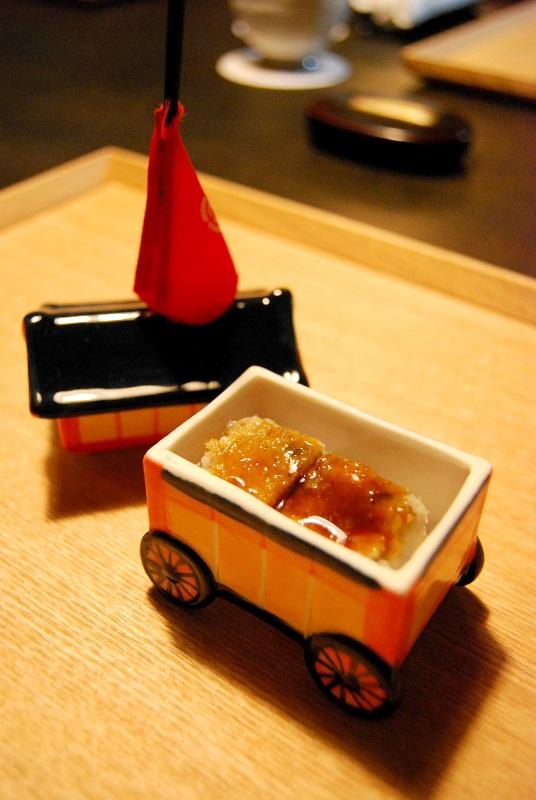 祇園「さゝ木」 祇園祭の山鉾 嵐山の竹林_b0165872_2335614.jpg