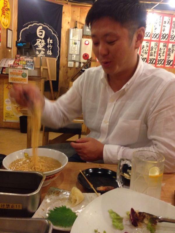 土井鉄会の打ち上げ!!_e0202291_17135345.jpg