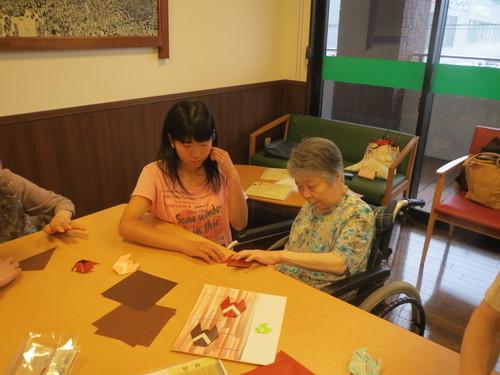 7月 折り紙クラブ_a0158095_15432774.jpg