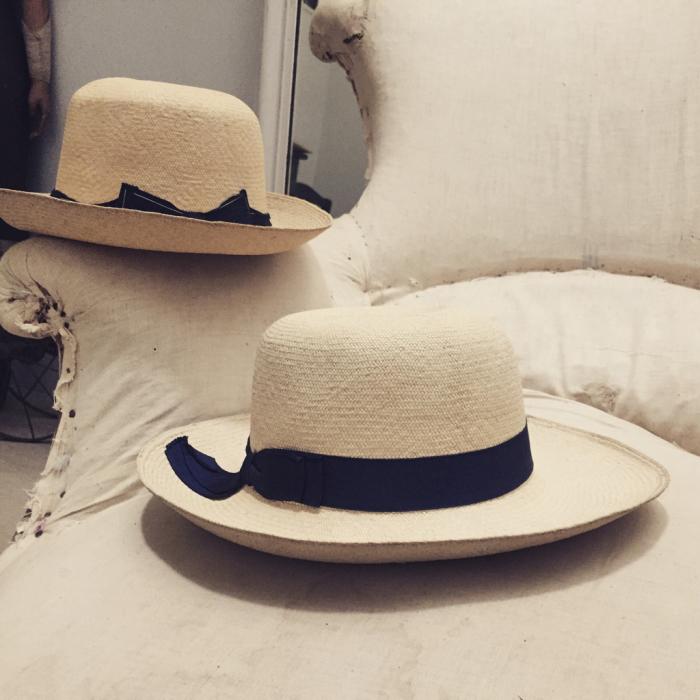 フランスの帽子、イタリアの紙箱_f0074803_13151405.jpg