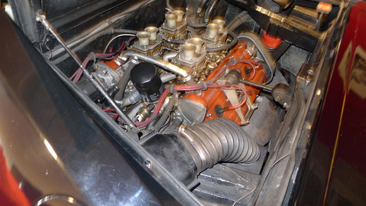 67y Alfaromeo Giulia Sprint GT Veloce and 70y Giulia GT junior1.3_a0129711_14521112.jpg