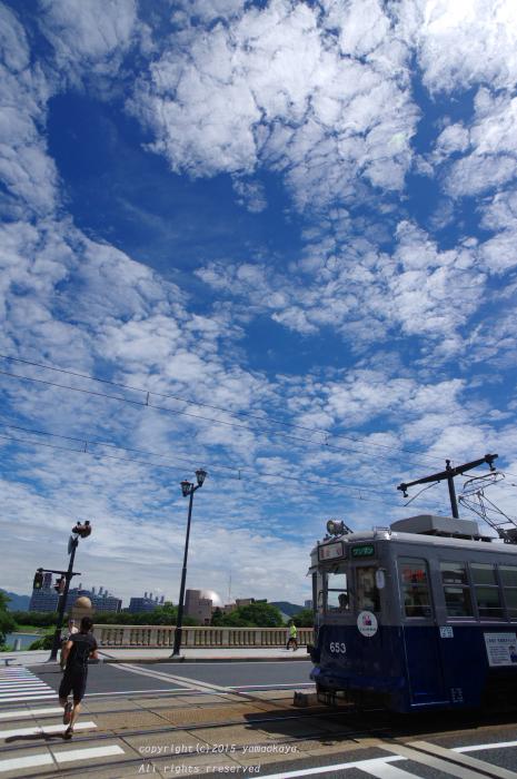 台風一過の青空に_d0309612_23163379.jpg