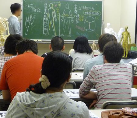 美術解剖学「ヌードクロッキー」 -実習と講義-のお知らせ_b0107314_10364857.jpg