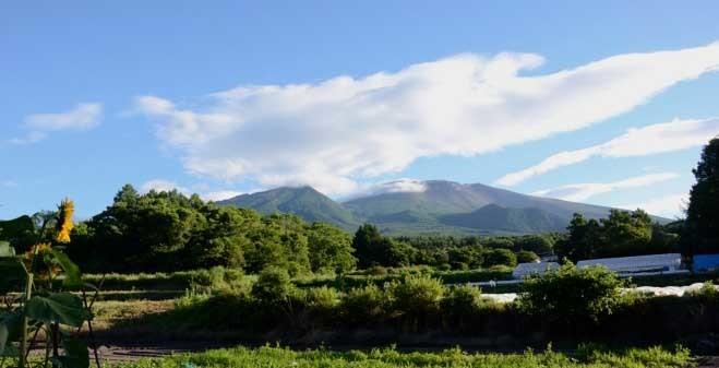 浅間山 追分火砕流の上にいます_d0164519_06014453.jpg