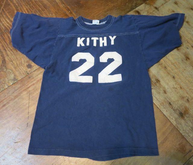 7/19(日)70's チャンピオン バータグ フットボールTシャツ!_c0144020_1445957.jpg