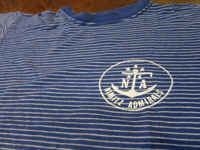 7/19(日)入荷!70's〜sports wear ボーダーT-shirts!_c0144020_14494577.jpg