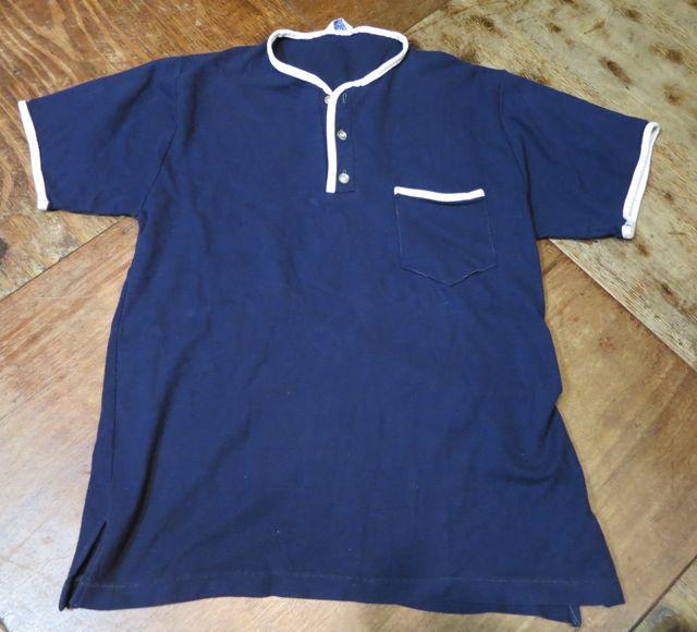 7/19(日)入荷!Sears ヘンリーネック 鹿の子Tシャツ!_c0144020_14552241.jpg