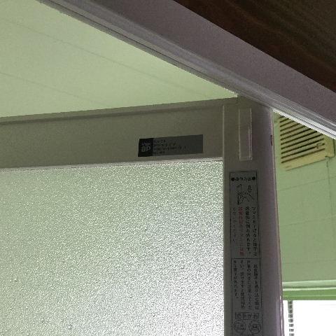 浴室折れ戸の交換_f0031037_2016308.jpg