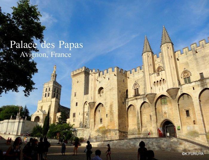 フランス周遊の旅 8 アヴィニョン教皇庁_a0092659_01485734.jpg