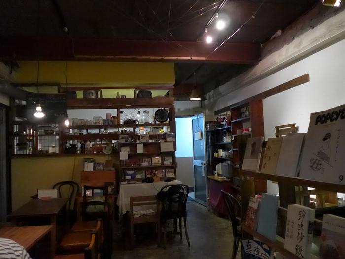 吉祥寺「クワランカカフェ」へ行く。_f0232060_205322.jpg