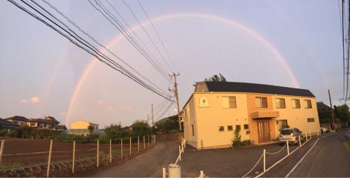 虹〜〜_e0302764_21595616.jpg