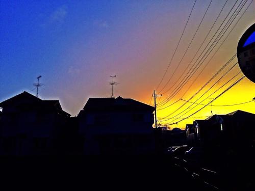 虹〜〜_e0302764_21595697.jpg
