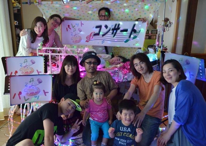 7月5日、七夕コンサート@Misakiちゃん宅♪_e0188087_12393287.jpg