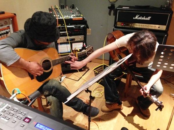 7月5日、七夕コンサート@Misakiちゃん宅♪_e0188087_12521914.jpg