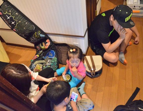 7月5日、七夕コンサート@Misakiちゃん宅♪_e0188087_13195936.jpg