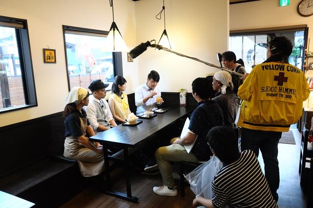 姉妹店 憩和井平等院店 ウラマヨ!(関西テレビ)で紹介_d0020139_2132441.jpg
