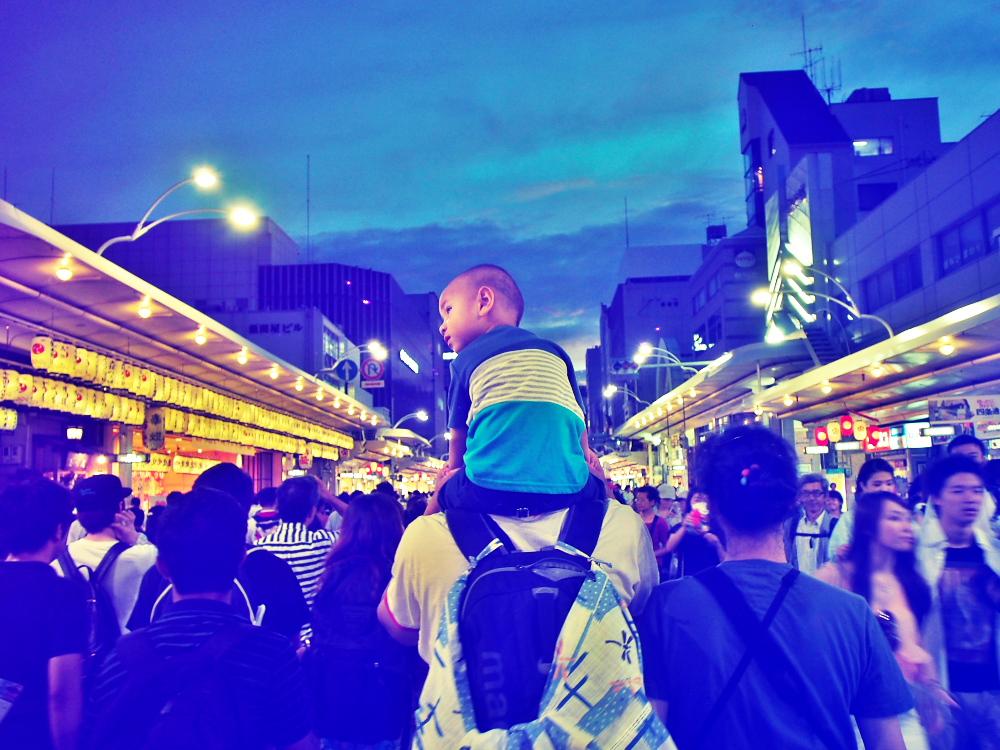祇園祭り 2015 宵宵山_f0021869_23534058.jpg