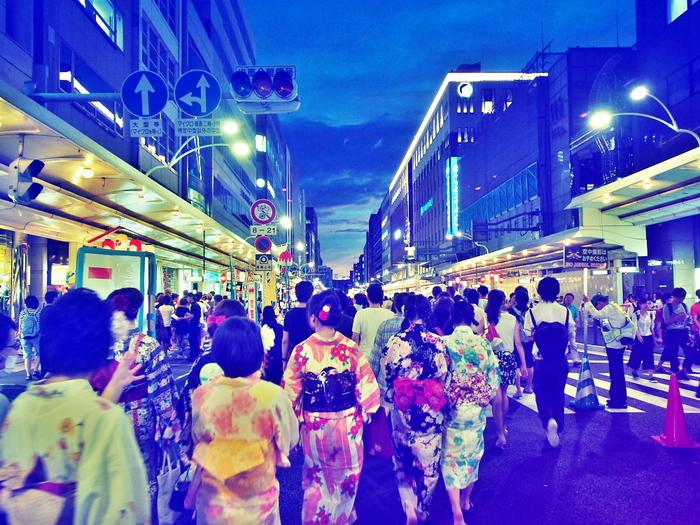 祇園祭り 2015 宵宵山_f0021869_23541239.jpg