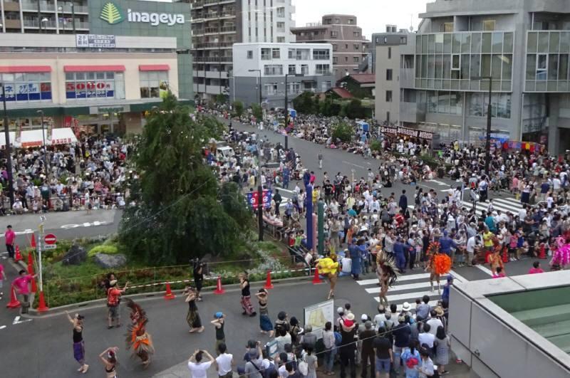 花小金井夏祭り_f0059673_20534755.jpg