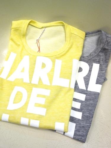 "m\'s braque(エムズ・ブラック)\""CHARLES DE GAULLE\""Tシャツ_c0118375_00210775.jpg"
