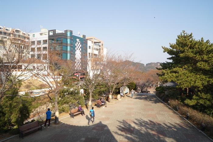 2015年釜山旅その5 タルマジキルをお散歩、夜はカンジャンケジャン。_a0223786_950313.jpg