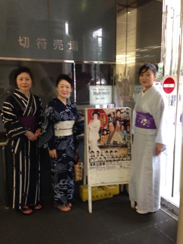 浅草公会堂に(o^^o)_f0140343_08325154.jpg
