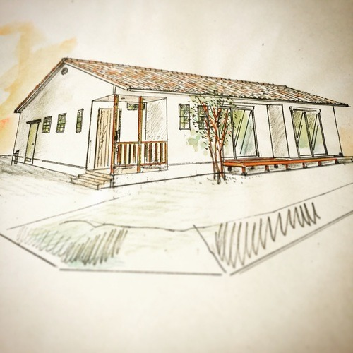 『コニファーの家』完成しました_f0121167_11521198.jpg