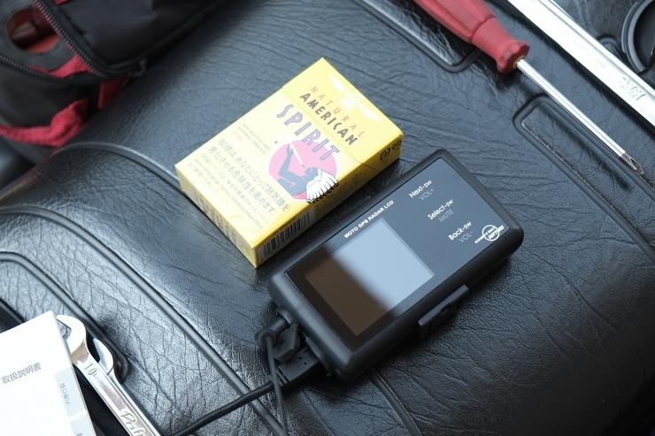 デイトナ:MOTO GPS レーダー LCD_f0310771_21223268.jpg