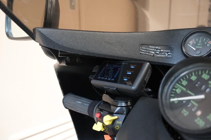 デイトナ:MOTO GPS レーダー LCD_f0310771_21313926.jpg