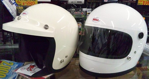 BELLのビンテージなヘルメット入荷!_b0163075_14185244.jpg
