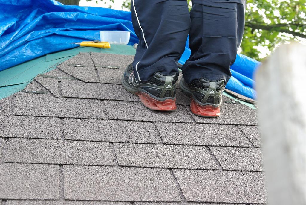 小屋作り・屋根面倒くさい編_a0107184_1024560.jpg