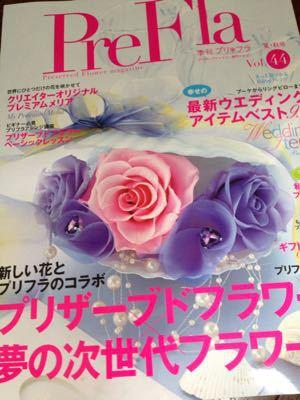 Pre  Fla  夏・秋号_c0195496_5234937.jpg