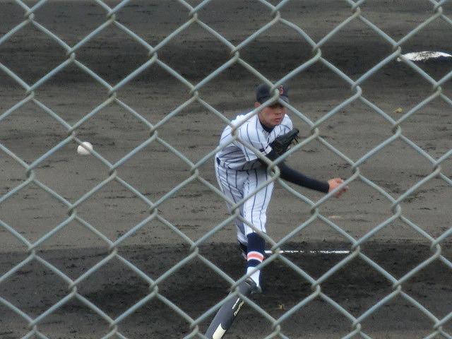 富士市立高校野球部 「残念!」早すぎる敗退_f0141310_6524782.jpg