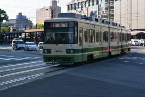 広島電鉄3800形電車