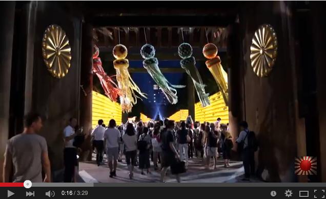 テーマパークジャパン:西は大阪天満宮の「天神祭」、東は靖国神社の「御霊祭り」_e0171614_1546325.png