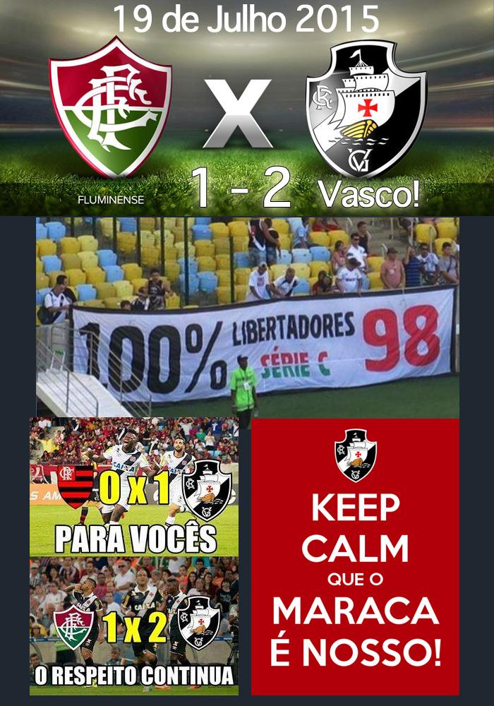 ブラジル全国選手権◉第15節 VASCO 2-1 Fluminense ヴァスコは対リオ勢に今年負け無し!_b0032617_1484498.jpg
