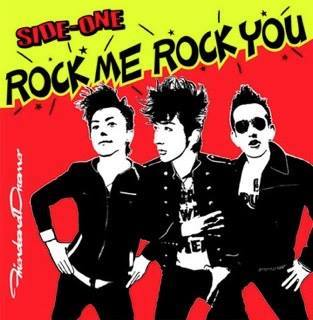 SIDE-ONE / ROCK ME ROCK YOU_c0289919_13391319.jpg