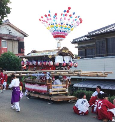7/19(日)は地元のお祭り!_f0131628_1282114.jpg