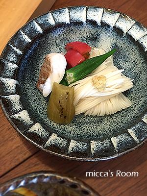 静岡 うつわ 暮らしの道具テクラで焼津茶懐石 温石さんのお料理教室_b0245038_19575597.jpg