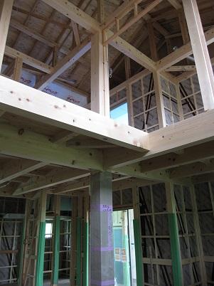 東濃檜の家 構造見学会_e0159249_10393490.jpg