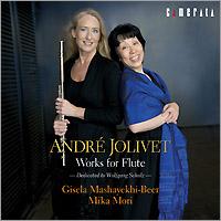 Jolivet: Works for Flute@G.Mashayekhi-Beer, Mika Mori_c0146875_22135833.jpg