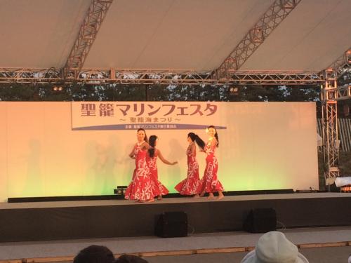 踊ってきました✨聖籠マリンフェスタ①_d0256587_00345406.jpg